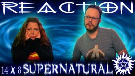 Supernatural 14×8 Reaction