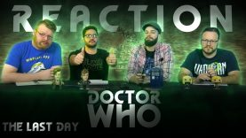 The Last Day Reaction EARLY ACCESS