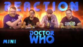 The Night of the Doctor Reaction EARLY ACCESS
