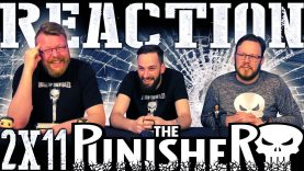 The Punisher 2×11 Reaction