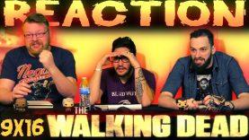 The Walking Dead 9×16 Reaction