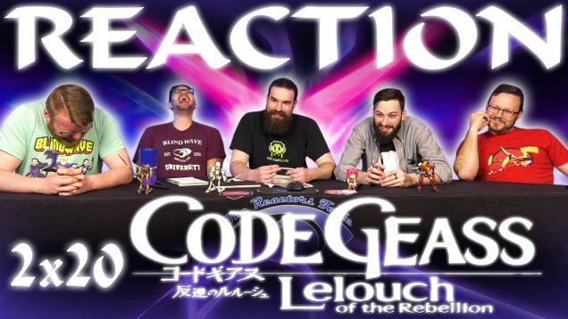 Code Geass 2×20