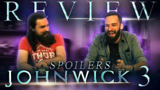 John Wick Chapter 3 Spoiler Review THUMBNAIL