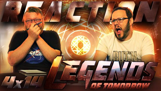 Legends of Tomorrow 4×14 Thumbnail