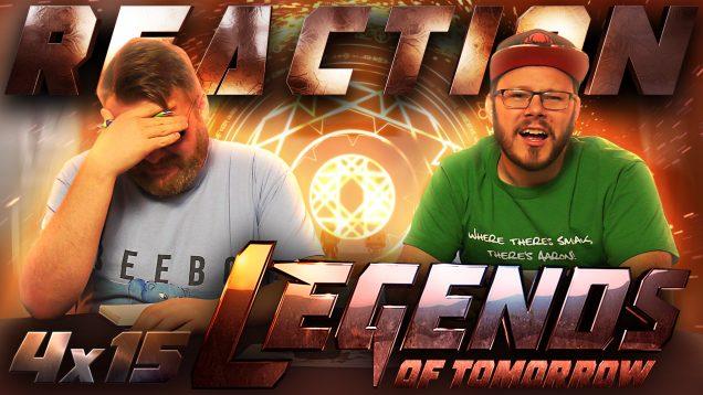 Legends of Tomorrow 4×15 Thumbnail