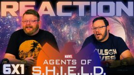 Agents of Shield 6×1 Reaction