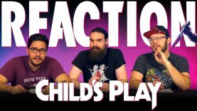 CHILD'S PLAY Official Trailer #2 REACTION