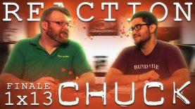 Chuck 1×13 Reaction EARLY ACCESS