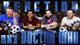 Doctor Who 8×3 Reaction EARLY ACCESS