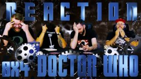 Doctor Who 8×4 Reaction EARLY ACCESS