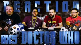 Doctor Who 8×5 Reaction EARLY ACCESS