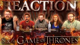 Game of Thrones 8×4 Reaction