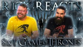 Rick Reacts: Game of Thrones 8×1