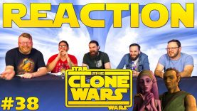Star Wars: The Clone Wars #38 Reaction EARLY ACCESS