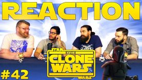 Star Wars: The Clone Wars #42 Reaction EARLY ACCESS