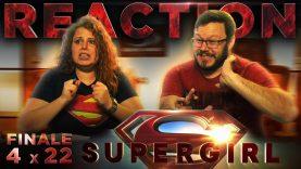Supergirl 4×22 Reaction