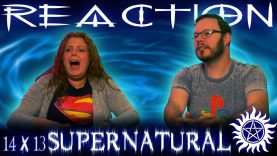 Supernatural 14×13 Reaction EARLY ACCESS