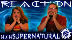 Supernatural 14×14 Reaction EARLY ACCESS