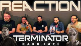 Terminator: Dark Fate – Official Teaser Trailer Reaction