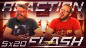 The Flash 5×20 Reaction