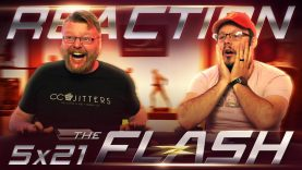 The Flash 5×21 Reaction
