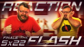 The Flash 5×22 Reaction