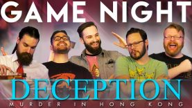 Deception: Murder in Hong Kong Game Night #2 EARLY ACCESSS
