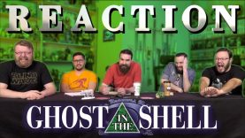 Ghost in the Shell Movie Reaction