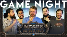 Mechs vs. Minions Game Night EARLY ACCESS