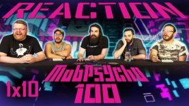 Mob Psycho 100 1×10 Reaction