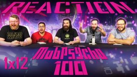 Mob Psycho 100 1×12 Reaction EARLY ACCESS
