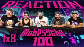 Mob Psycho 100 1×8 Reaction EARLY ACCESS