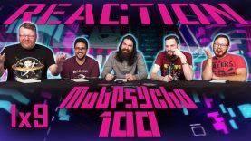 Mob Psycho 100 1×9 Reaction
