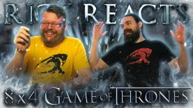 Rick Reacts: Game of Thrones 8×4 EARLY ACCESS