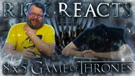Rick Reacts: Game of Thrones 8×5 EARLY ACCESS