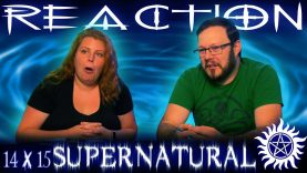 Supernatural 14×15 Reaction EARLY ACCESS