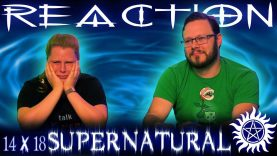 Supernatural 14×18 Reaction EARLY ACCESS