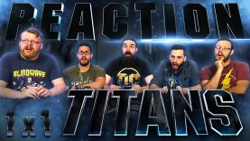 Titans 1×1 Reaction EARLY ACCESS