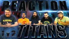 Titans 1×2 Reaction EARLY ACCESS