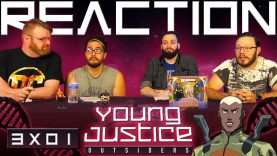 Young Justice 3×1 Reaction EARLY ACCESS