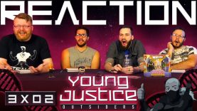 Young Justice 3×2 Reaction EARLY ACCESS