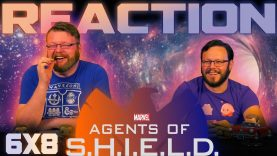 Agents of Shield 6×8 Reaction