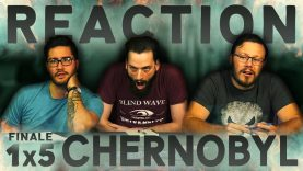 Chernobyl 1×5 Reaction EARLY ACCESS