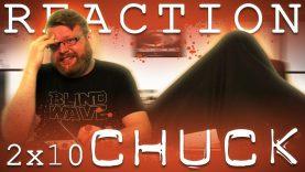 Chuck 2×10 Reaction EARLY ACCESS