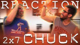Chuck 2×7 Reaction EARLY ACCESS
