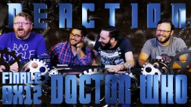 Doctor Who 8×12 Reaction EARLY ACCESS