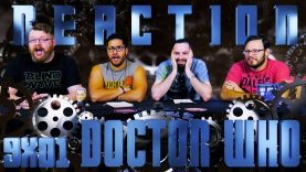 Doctor Who 9×1 Reaction EARLY ACCESS