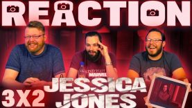 Jessica Jones 3×2 Reaction EARLY ACCESS