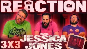 Jessica Jones 3×3 Reaction EARLY ACCESS
