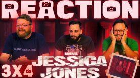 Jessica Jones 3×4 Reaction EARLY ACCESS